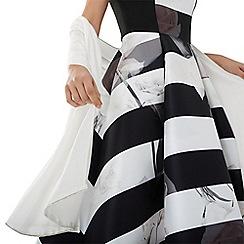 Coast - Ivory 'Janey' diamante scarf