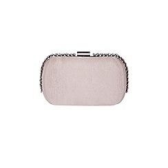 Coast - Blush pink embellished 'Serena' clutch bag