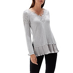 Coast - Asher lace knit top