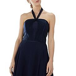 Coast - Navy tulle 'Tari' multiway tie bridesmaid top