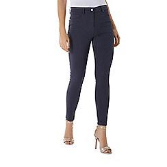 Coast - Smoke 'bonnie' high-waisted skinny jeans