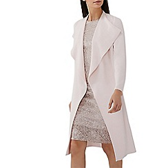 Coast - Light pink 'Shanie' drape jacket