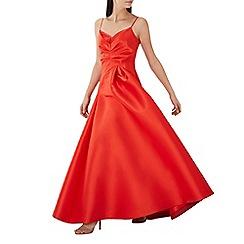Coast - Red 'Harper' sweetheart strappy maxi dress