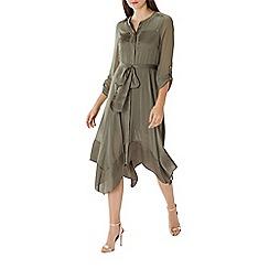 Coast - Khaki ava dress