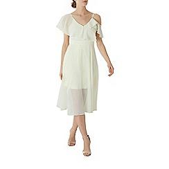 Coast - Lemon 'Jenna' asymmetric bridesmaid dress