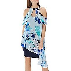 Coast - Floral print 'Anna' overlay shift dress