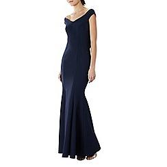 Coast - Navy blue 'Mel' maxi bridesmaid dress