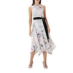 Coast - Vinca print soft dress