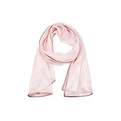 Coast - Blush pink organza 'Valda' scarf