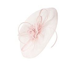Coast - Pink 'Aria' floral fascinator