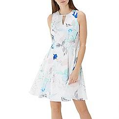 Coast - Floral print 'Mischka' print cotton dress