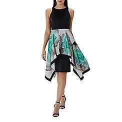 Coast - Printed 'Esme' limited edition Weston dress