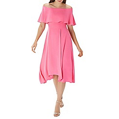 Coast - Pink 'Brooke' bardot dress