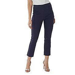 Coast - Navy 'Alexa' slim leg trousers