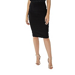 Coast - Black 'Kylie' pencil skirt