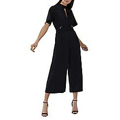 Coast - Black 'Kenli' eyelet jumpsuit