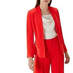 Coast - Red 'Rio' tuxedo jacket