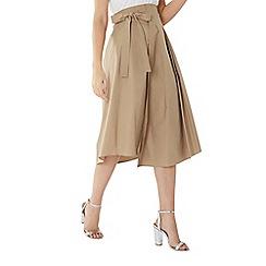 Coast - Tan 'Trista' midi skirt