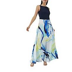 Coast - Printed 'Syke' maxi dress