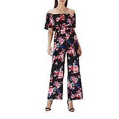 Coast - Floral print 'Naima' bardot jumpsuit