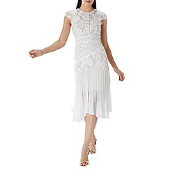 Coast - Ivory 'Wendy' lace shift dress