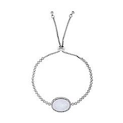 Coast - Silver 'Millie' Sparkle Bracelet