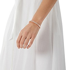 Coast - Rose gold 'Adelia' gem bracelet