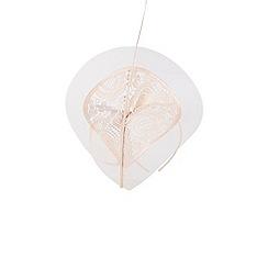 Coast - Blush pink 'Mayliah' lace fascinator