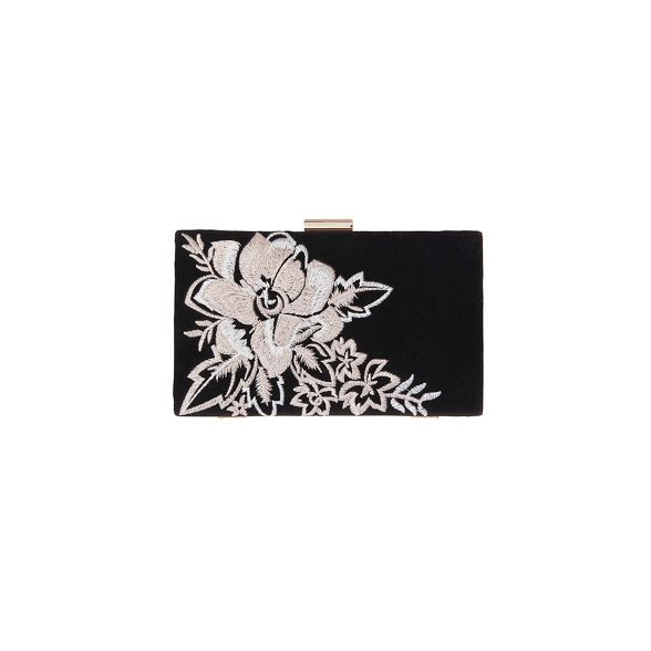 bag embroidered clutch Floral 'Remi' Coast I5POw