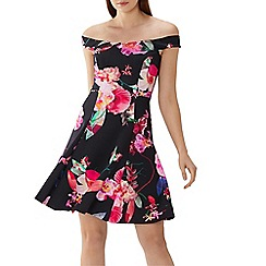 Coast - Floral print 'Rita' fit and flare dress