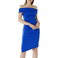 Coast - Cobalt blue 'Luiza' bradot scuba dress