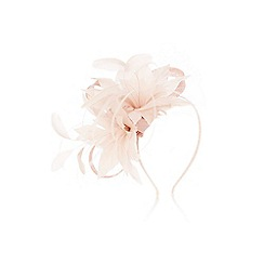 Coast - Blush pink 'Silvie' fascinator