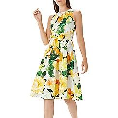 Coast - Floral print 'Harrison' cotton summer dress