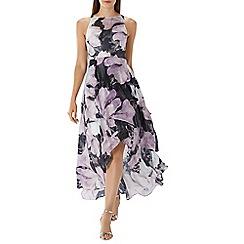 Coast - Floral printed 'Devinee' jacquard maxi dress