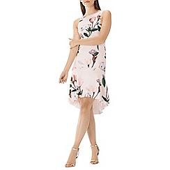 Coast - Floral print 'Campbell' scuba dress