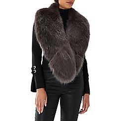 Coast - Mole 'Mia' faux fur scarf