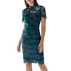 Coast - Multicoloured 'Charlotte' three tone lace dress