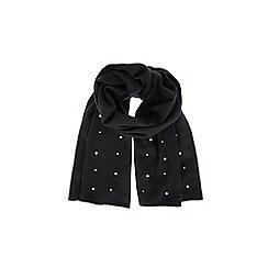 Coast - Black 'Averie' embellished scarf