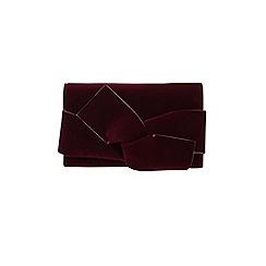 Coast Purple Merlot Jorja Bow Bag