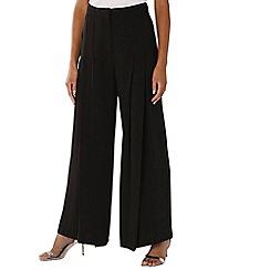 Coast - Black 'Rio' wide leg trouser