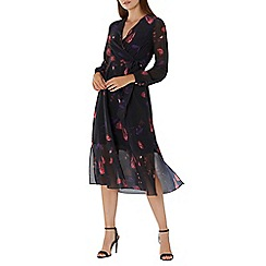 Coast - Floral printed 'Nyla' wrap dress
