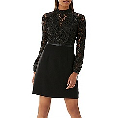 Coast - Black 'Ashby' lace dress