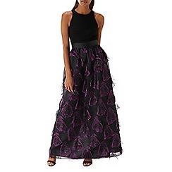 Coast - Multicoloured 'Acicia' textured maxi dress