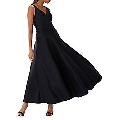 Coast - Black 'Amendine' sparkle maxi dress