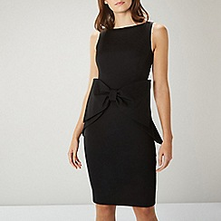 Coast - Black Glamour Bow Dress