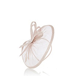 Coast - CREAM LUCIA MEDIUM LOOP FASCINATOR