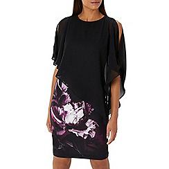Coast - Floral Pinted 'Tina' Overlay Dress