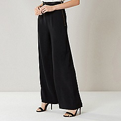 Coast - Black Sicily Wide Leg trousers