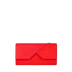 Coast - RED LONDYN CUT-OUT DETAIL BAG