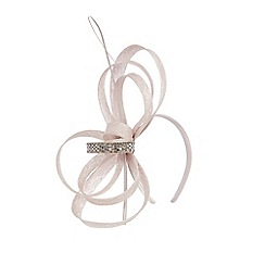 Coast - Oyster Alana Embellished Fascinator